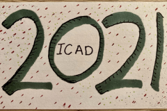 Index Card A Day (ICAD) 2021