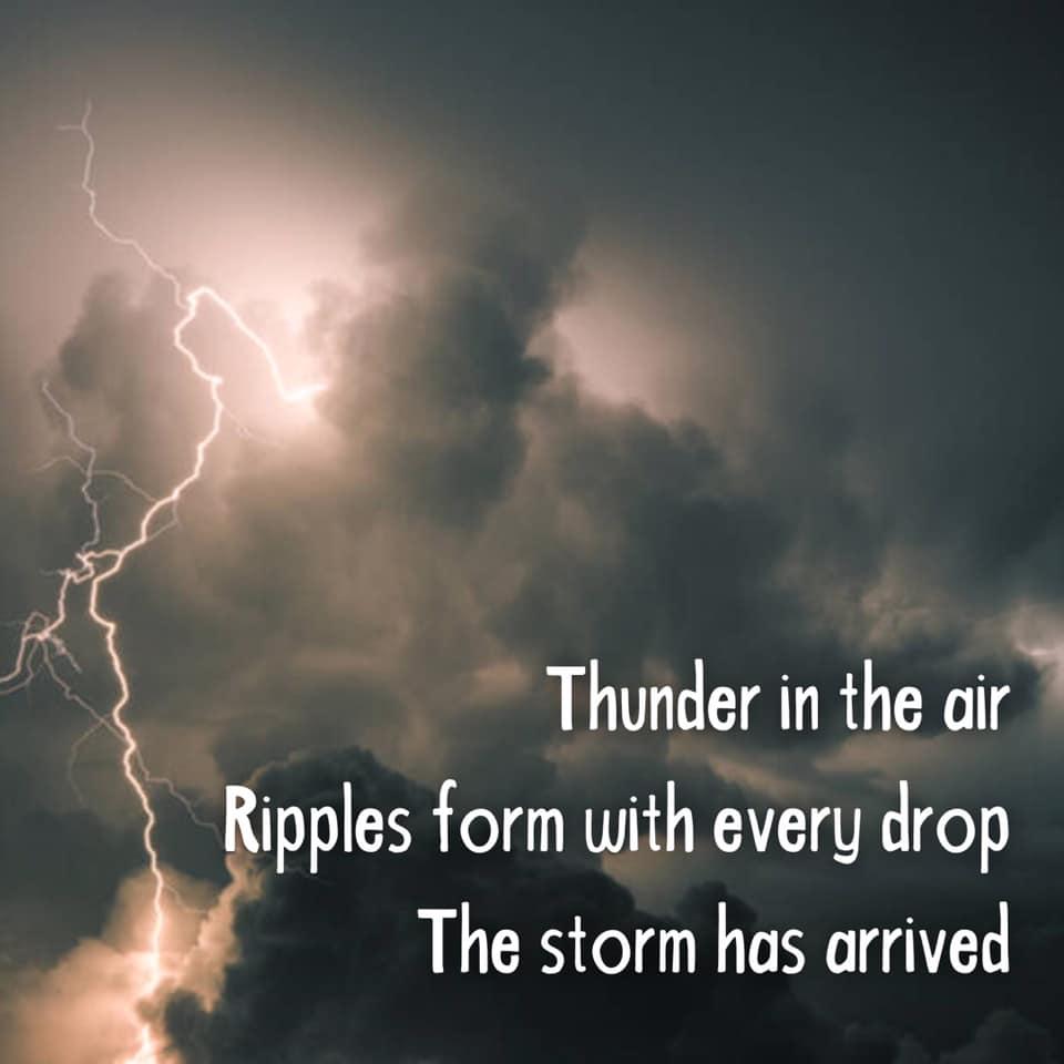 Storm Haiku